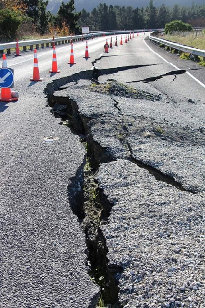 Un nou cutremur s-a produs în România! Seismul a înregistrat o magnitudine mai mare decât cele de până acum