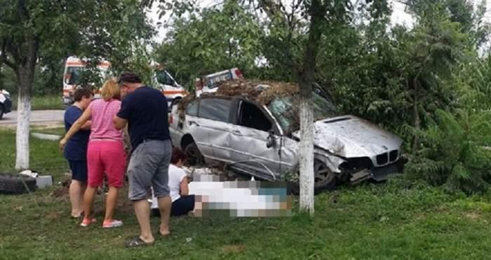 Impact mortal pe o șosea din Timișoara! Un tânăr a murit, alți trei sunt răniți grav