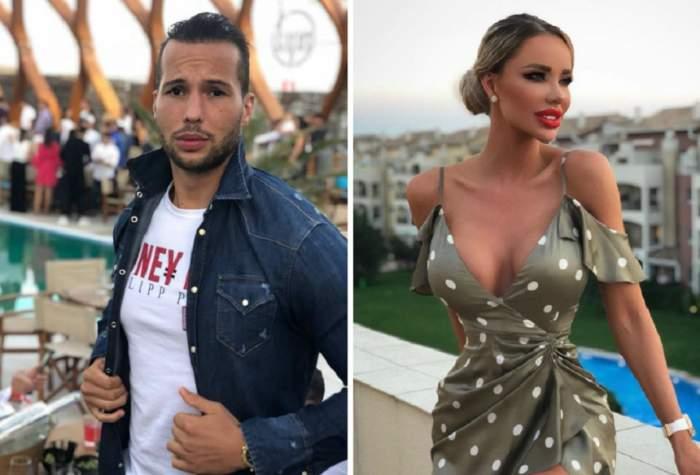 EXCLUSIV! Adevărul despre scandalul dintre Bianca Drăguşanu şi milionarul Tristan Tate. A fost circ mare când a văzut imaginile