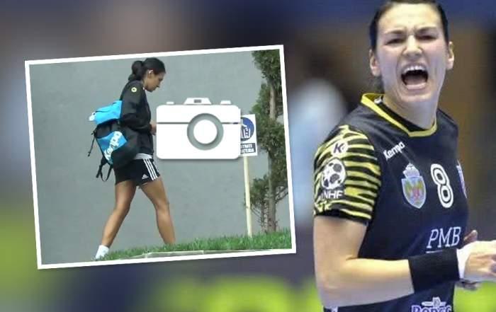 VIDEO PAPARAZZI /Aşa, da! Cristina Neagu, gest neaşteptat, în plină stradă! Niciun alt sportiv nu a mai făcut aşa ceva