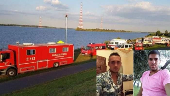Ei sunt cei doi români înecaţi în fluviul Elba, în Germania. Tinerii munceau la cules de cireşe