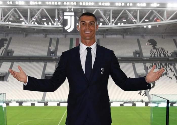 Juventus a vândut peste 500.000 de tricouri cu Cristiano Ronaldo! Suma ULUITOARE încasată de campioana Italiei