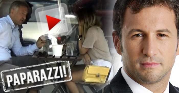 VIDEO PAPARAZZI / L-am prins în fapt pe cel mai cunoscut cuceritor! Silviu Văduva a ieşit în oraş cu o bunăciune! Cum a răsfăţat-o