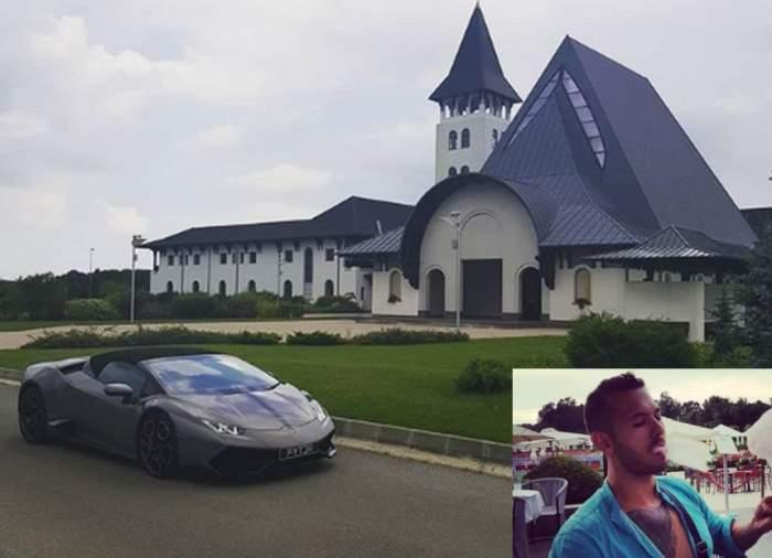 Cobra Tate, dat afară din biserică. Cumnatul Biancăi Drăgușanu, alungat de la mănăstire
