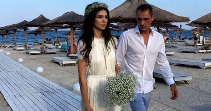 Nuntă cu peripeții pentru Vladimir Drăghia și Alice Cavaleru. Miresei i s-a făcut rău în timpul ceremoniei
