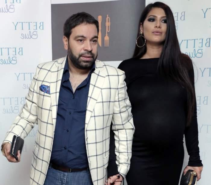 """Motivul pentru care copilul lui Florin Salam poartă numele Dobre: """"Roxana a fost supărată"""""""