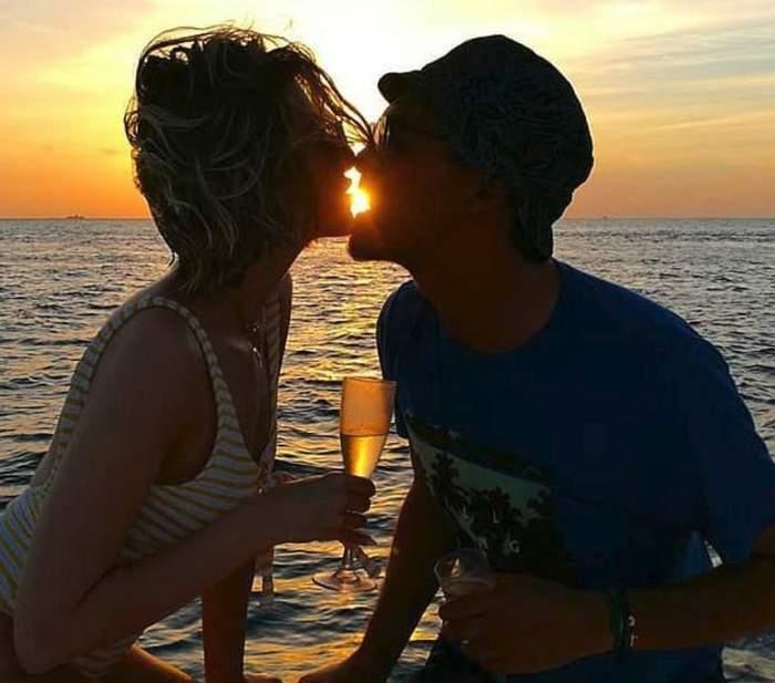 """FOTO / Lovitură de proporții pentru Răzvan Simion! Lidia Buble, declarații de dragoste pentru un alt bărbat: """"Obsesii"""""""
