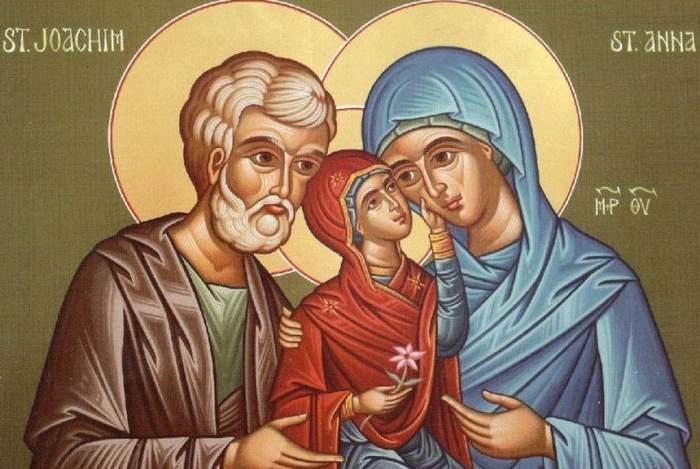 Sfânta Ana, mama Maicii Domnului, prăznuită pe 25 iulie. Rugăciunea pentru femeile care vor să rămână însărcinate