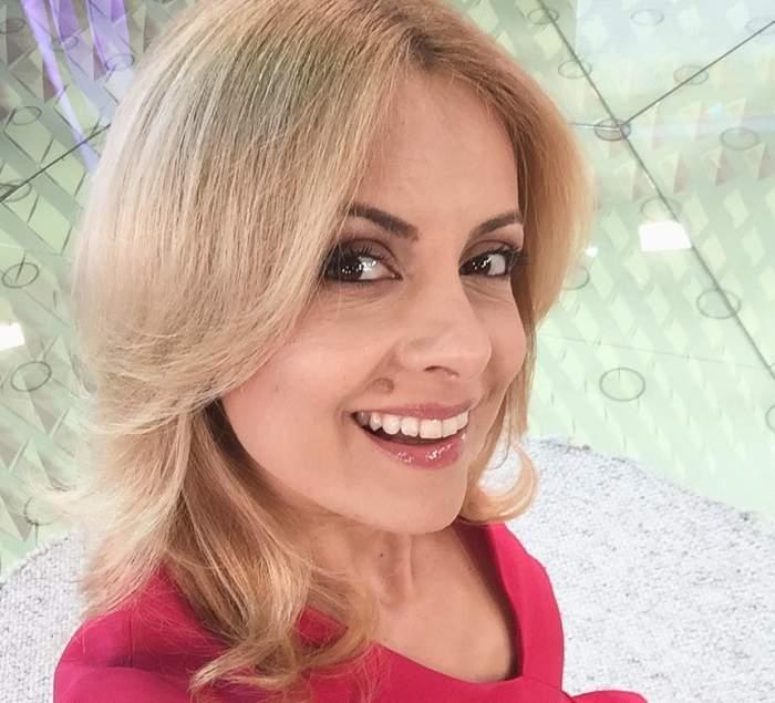 """Simona Gherghe, nerăbdătoare să plece în vacanţă: """"Au mai rămas trei zile"""""""