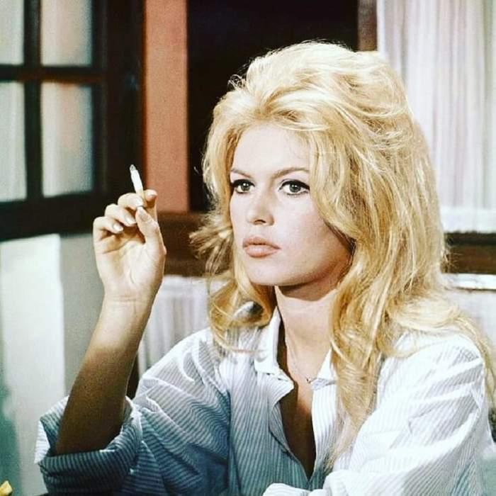 FOTO/ Brigitte Bardot, apariţie îngrijorătoare. Faimoasa actriţă a ajuns să meargă în cârje