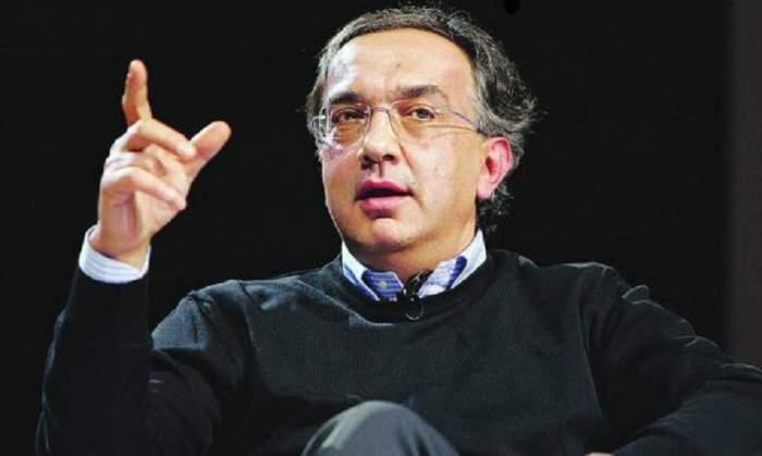 Sergio Marchionne, fostul director executiv al Fiat Chrysler, a murit