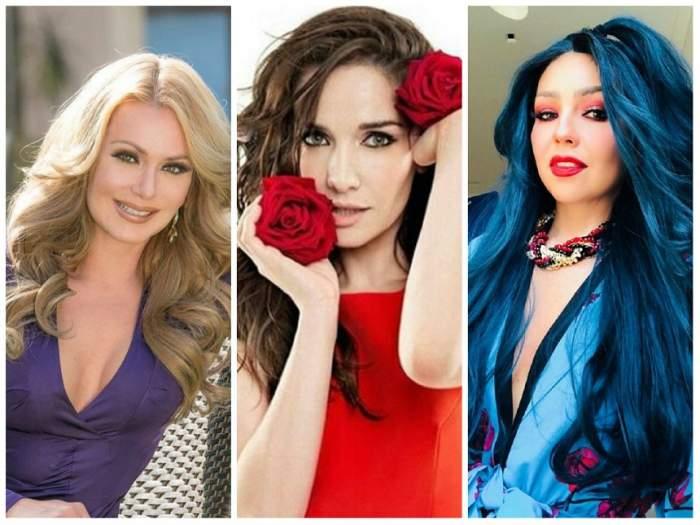 FOTO / Reginele telenovelelor, transformări șocante! Cum arătau cele mai celebre actrițe, înainte de a se împrieteni cu bisturiul