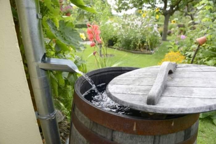 S-a aprobat! Românii vor plăti taxă pe apa de ploaie