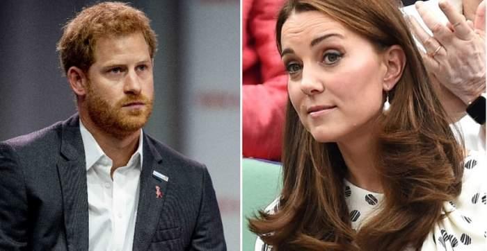 Prințul Harry i-a cerut aprobarea lui Kate Middleton, în relația lui cu Meghan Markle. Ce întâlnire secretă a fost între cele două ducese