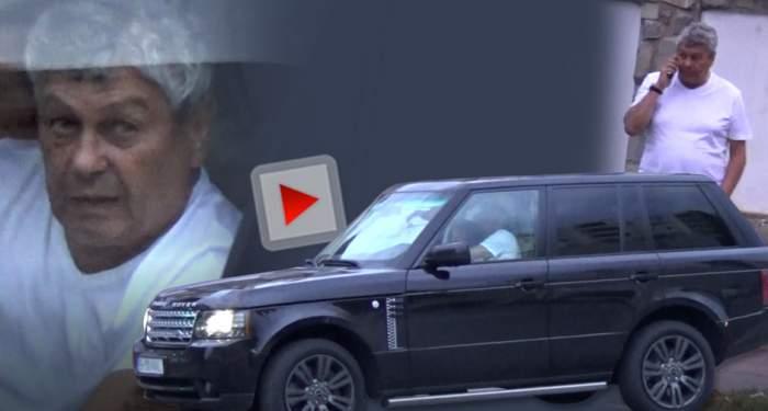 VIDEO PAPARAZZI / Lui Mircea Lucescu nu îi mai ajung banii turcilor! Afacerea de milioane pe care o pregăteşte celebrul antrenor