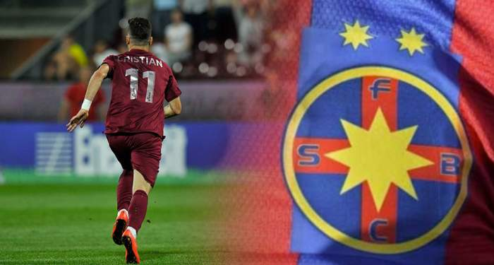 """EXCLUSIV! FCSB a mărit oferta pentru Cristian Lopez! Fostul atacant de la CFR Cluj, """"momit"""" cu o sumă impresionantă de bani"""