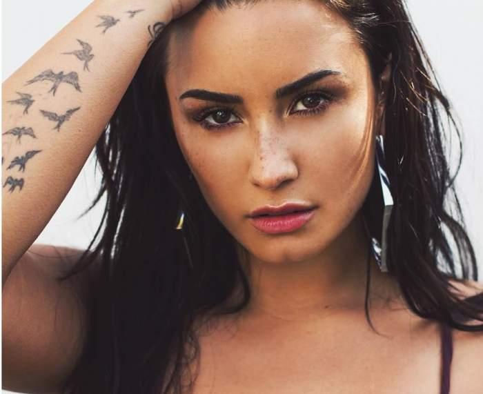 """Demi Lovato nu vrea la dezintoxicare, după a fost la un pas de moarte din cauza unei supradoze: """"Nu poate fi forțată"""""""