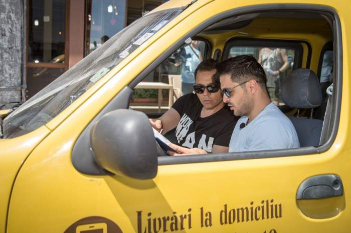 """Liviu Vârciu, instructor auto pentru Jean de la Craiova: """"A fost un chin"""""""