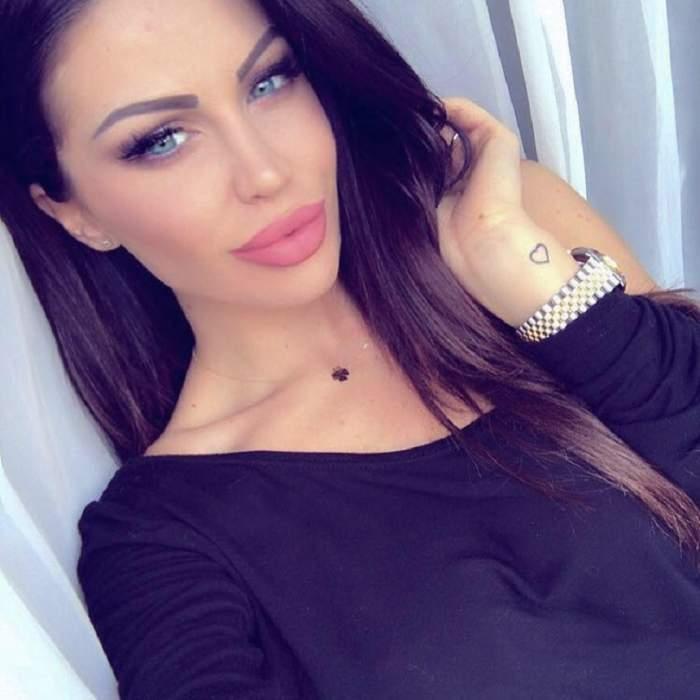 """VIDEO / Ana Roman, fosta iubită a lui Cazacu, adevărul despre mesajele de la Victor Slav: """"E fix treaba noastră"""""""