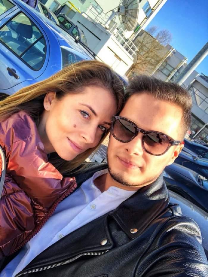 Bianca Sârbu și-a sărbătorit soțul în direct! Bogdan a primit cele mai frumoase urări de la femeia vieții lui