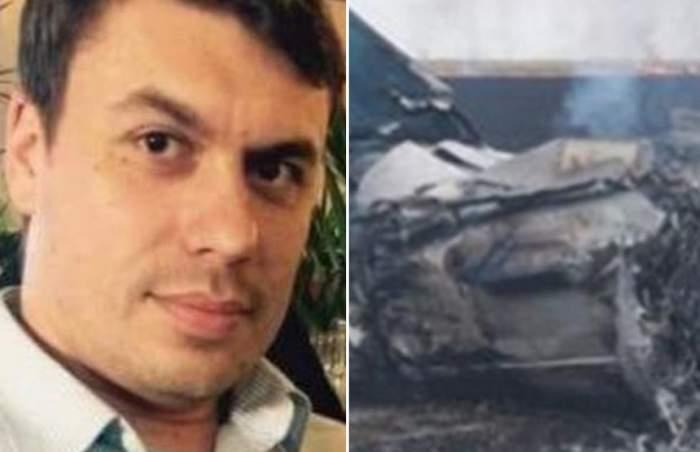Noi informații sfâșietoare despre Florin, pilotul avionului prăbușit lângă Fetești. Gest emoționant făcut de colegi
