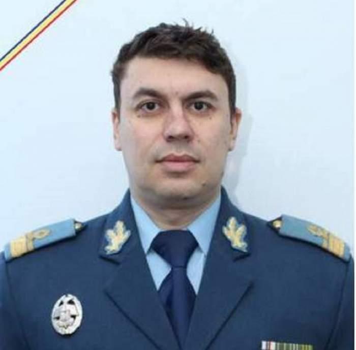 """Durere imensă după moartea pilotului Florin Rotaru. Doi copii au rămaşi orfani de tată: """"A fost un erou"""""""