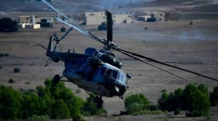 O nouă tragedie aviatică! Un elicopter militar s-a prăbușit. Sunt patru victime
