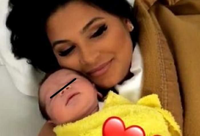 VIDEO / Care este semnificaţia numelui băieţelului Roxanei Dobre. Dovada clară că moartea Fănicăi a marcat familia lui Florin Salam