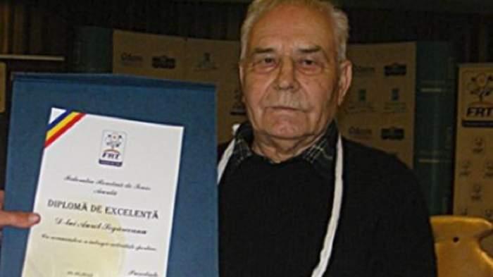 Lumea sportului, în doliu! A murit antrenorul de tenis Aurelian Segărceanu