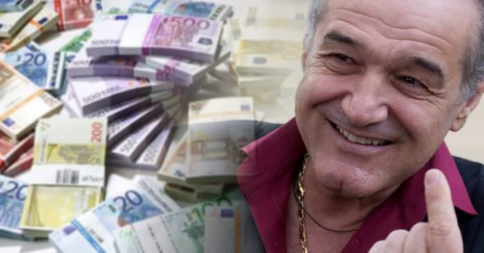 EXCLUSIV! Gigi Becali dă lovitura! Un club de top din Europa, gata să pună pună la bătaie o sumă uriaşă de bani pentru un star de la FCSB