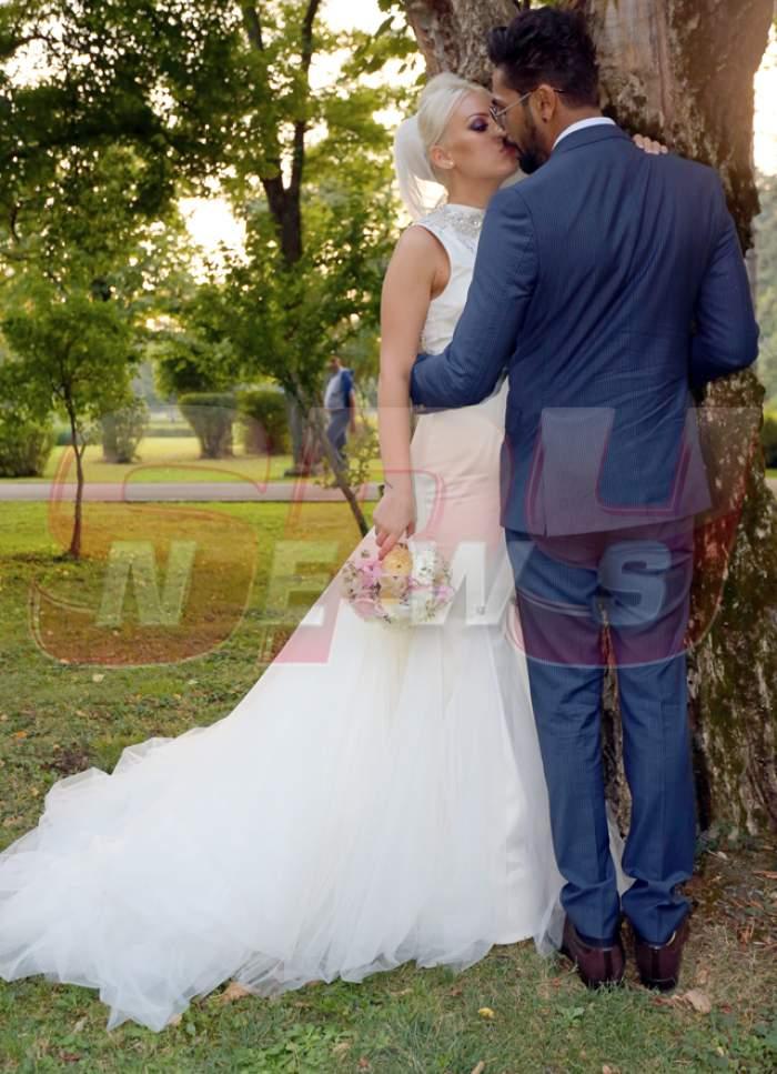 FOTO / Cele mai frumoase imagini de la nunta lui Connect-R cu Misha! Erau unul dintre cele mai invidiate cupluri de la noi