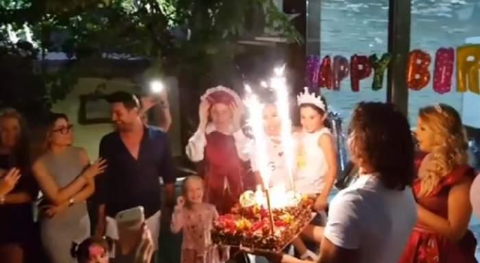 VIDEO / Bucurie mare în familia lui Pepe, cu dublă semnificație! Artistul și-a aniversat fetița și e în culmea fericirii