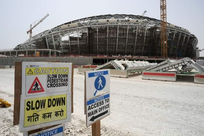 Tragedie în sport! Un bărbat a fost găsit mort pe șantierul unui stadion din Qatar