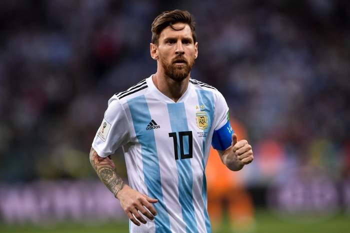 Şoc în fotbal! Lionel Messi şi-a anunţat retragerea temporară de la echipa naţională a Argentinei