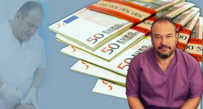Esteticianul vedetelor, război pe 500.000 de euro, cu un pacient! Nu mai există cale de întoarcere