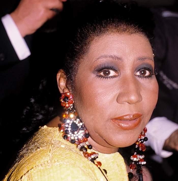 Aretha Franklin a murit!