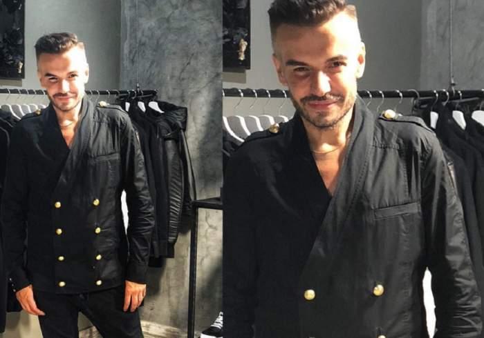 """Răzvan Ciobanu, replică acidă pentru o fană care îi critică operațiile estetice: """"Ce ai fi vrut, să am sfârcurile pe obraji?"""""""
