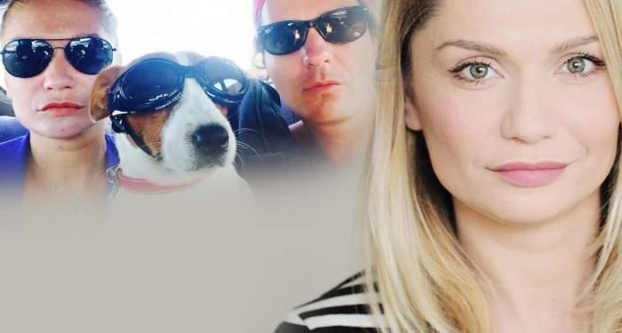 Cristina Cioran a aflat de pe Facebook faptul că familia ei va avea un nou membru! Mărturie emoţionantă