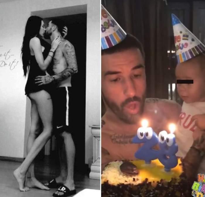 VIDEO / Gabriel Enache a împlinit 28 de ani, iar Lena l-a lăsat fără cuvinte. Ce cadou a putut să-i ia fostului stelist