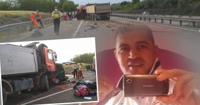 FOTO / Accidentul din Ungaria. Cumnatul șoferului vinovat, la un pas de a repeta tragedia? Ce preocupări are acesta la volan