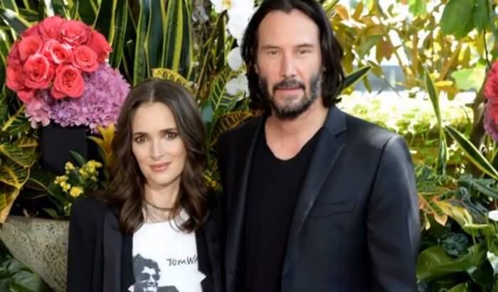 Winona Ryder și Keanu Reeves sunt căsătoriți?! Dezvăluirea șoc a actriței și ce rol joacă România