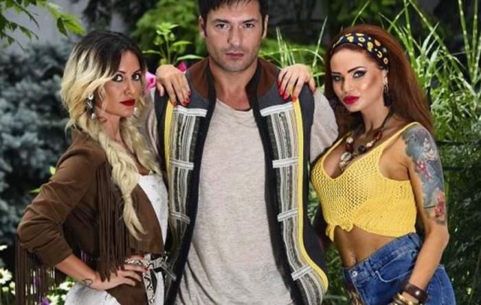 """FOTO / Scandal înainte de începerea sezonului 4 al emisiunii """"Insula Iubirii"""". Nicoleta Dragne s-a luat la harţă cu urmăritorii"""