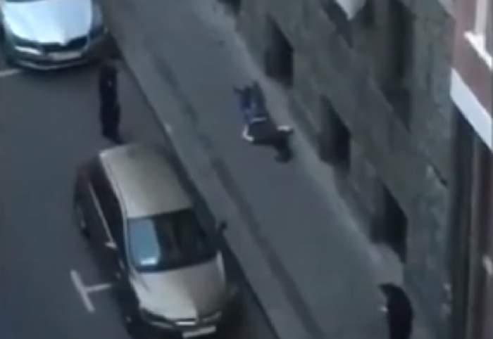 Ultimă oră! Atac armat în Moscova. Un poliţist a fost împuşcat