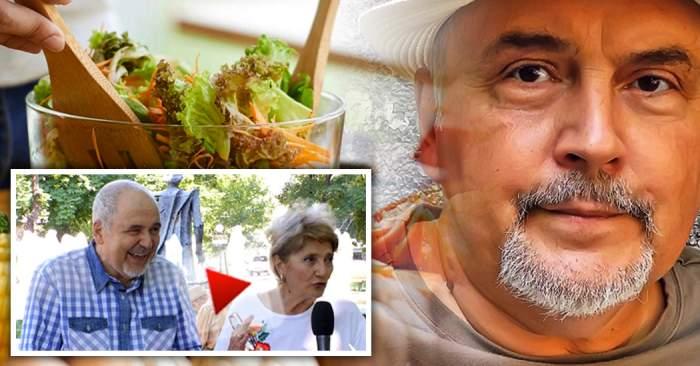 EXCLUSIV / Dieta care face minuni cu Eugen Cristea! Cine i-a pus la regim pe doi artişti celebri