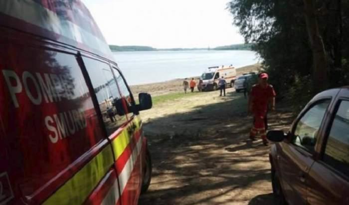 Doi adolescenți au murit înecați în Dunăre. Au fost dați dispăruți