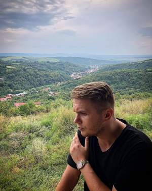 """Codin Maticiuc, scrisoare emoționantă pentru viitorul său copil: """"Mă gândesc la tine și mă întreb de ce nu vii încă"""""""