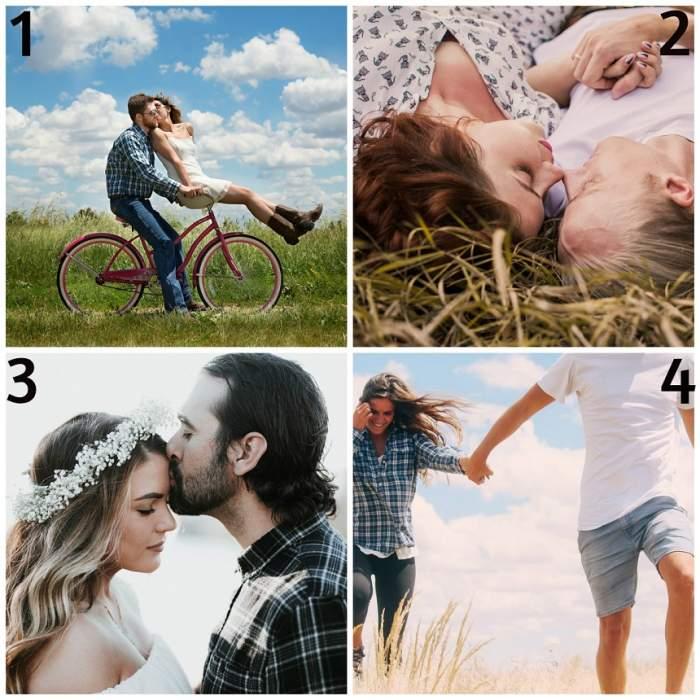 FOTO / TEST: Alege o imagine din cele patru și află ce tip de soție vei fi