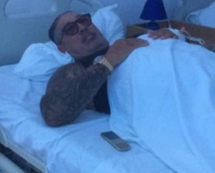 """VIDEO / Serghei Mizil, pe masa de operație: """"M-am prăbușit de durere"""""""