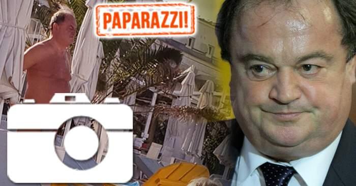 PAPARAZZI / Vasile Blaga, aşa cum nu a mai fost văzut niciodată! Şefu-i şef şi-n pielea goală!