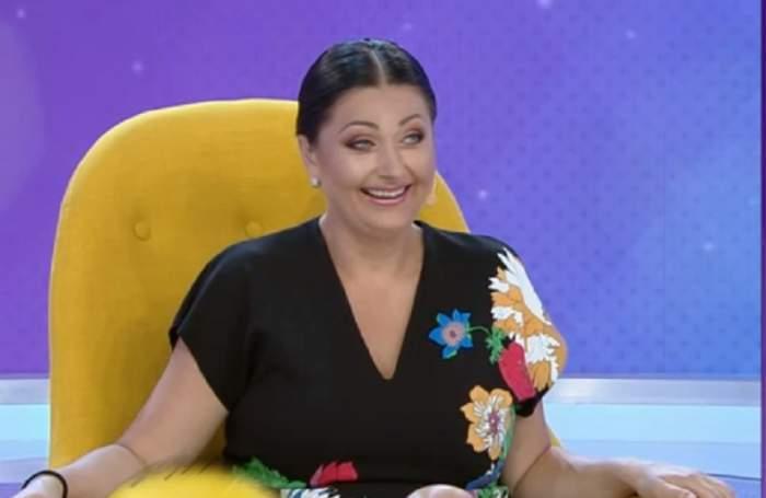 """VIDEO / Gabriela Cristea a stârnit râsul în platoul emisiunii sale: """"Să vă spun cum m-a lăsat căruța în drum"""""""